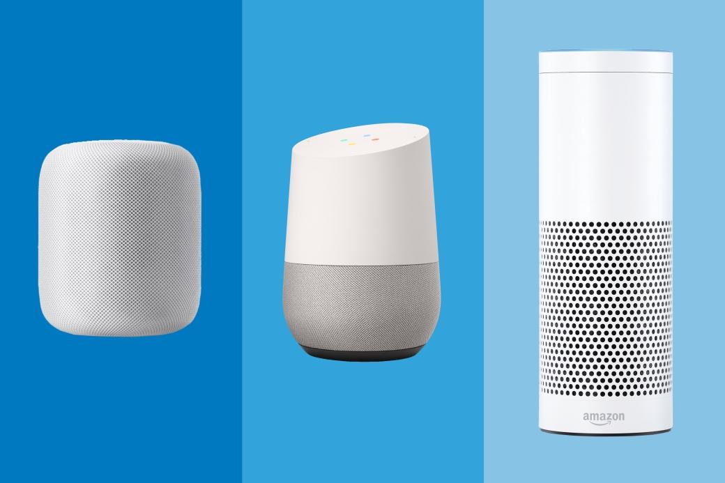 smart speakers in content marketing 2018