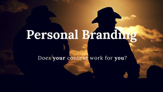 Brand Development Personal Branding
